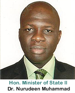 Hon. Minister of State II